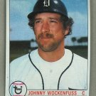 1979 Topps Baseball #231 Johnny Wockenfuss Tigers Pack Fresh