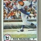 1979 Topps Baseball #240 Rick Reuschel Cubs Pack Fresh