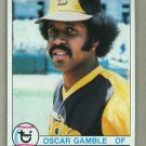 1979 Topps Baseball #263 Oscar Gamble Padres Pack Fresh