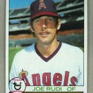 1979 Topps Baseball #267 Joe Rudi Angels Pack Fresh