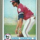 1979 Topps Baseball #280 Andre Thornton Indians Pack Fresh