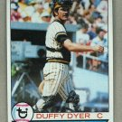 1979 Topps Baseball #286 Duffy Dyer Pirates Pack Fresh