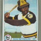 1979 Topps Baseball #292 Don Reynolds Padres Pack Fresh