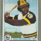 1979 Topps Baseball #292 Don Reynolds Padres Pack Fresh