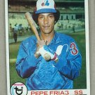 1979 Topps Baseball #294 Pepe Frias Expos Pack Fresh