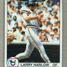 1979 Topps Baseball #314 Larry Harlow Orioles Pack Fresh