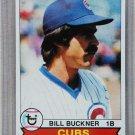 1979 Topps Baseball #346 Bill Buckner Cubs Pack Fresh