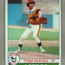 1979 Topps Baseball #361 Tom Dixon RC Astros Pack Fresh