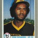 1979 Topps Baseball #364 Gene Richards Padres Pack Fresh