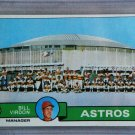 1979 Topps Baseball #381 Astros Team Checklist Pack Fresh