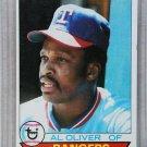 1979 Topps Baseball #391 Al Oliver Rangers Pack Fresh