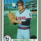 1979 Topps Baseball #402 Paul Hartzell Angels Pack Fresh