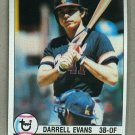 1979 Topps Baseball #410 Darrell Evans Giants Pack Fresh