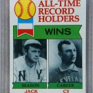 1979 Topps Baseball #416 Chesbro/Young All-Time Record Holders Pack Fresh