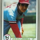 1979 Topps Baseball #429 John Urrea Cardinals Pack Fresh