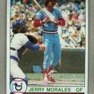 1979 Topps Baseball #452 Jerry Morales Cardinals Pack Fresh