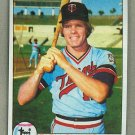 1979 Topps Baseball #498 Rich Chiles Twins Pack Fresh