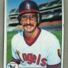 1979 Topps Baseball #503 Terry Humphrey Angels Pack Fresh