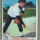 1979 Topps Baseball #514 Mike Proly RC White Sox Pack Fresh