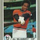 1979 Topps Baseball #517 Al Bumbry Orioles Pack Fresh