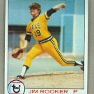 1979 Topps Baseball #584 Jim Rooker Pirates Pack Fresh