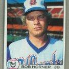 1979 Topps Baseball #586 Bob Horner RC Braves Pack Fresh