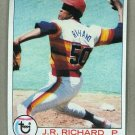 1979 Topps Baseball #590 JR Richard Astros Pack Fresh