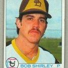 1979 Topps Baseball #594 Bob Shirley Padres Pack Fresh
