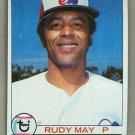 1979 Topps Baseball #603 Rudy May Expos Pack Fresh