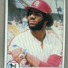 1979 Topps Baseball #630 Bake McBride Phillies Pack Fresh