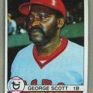 1979 Topps Baseball #645 George Scott Red Sox Pack Fresh