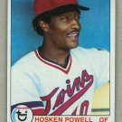 1979 Topps Baseball #656 Hosken Powell RC Twins Pack Fresh
