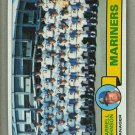 1979 Topps Baseball #659 Mariners Team Checklist Pack Fresh