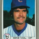 1979 Topps Baseball #663 Mike Vail Cubs Pack Fresh