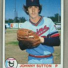 1979 Topps Baseball #676 Johnny Sutton RC Twins Pack Fresh