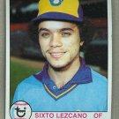 1979 Topps Baseball #685 Sixto Lezcano Brewers Pack Fresh