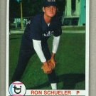 1979 Topps Baseball #686 Ron Schueler White Sox Pack Fresh