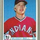1979 Topps Baseball #690 Buddy Bell Indians Pack Fresh
