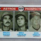 1979 Topps Baseball #718 Bochy/Fischlin/Pisker RC Astros Pack Fresh