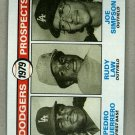 1979 Topps Baseball #719 Guerrero/Law/Joe Simpson RC Dodgers Pack Fresh