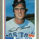 1982 Topps Baseball #792 Frank Tanana Angels Pack Fresh