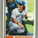 1982 Topps Baseball #765 Gorman Thomas Brewers Pack Fresh
