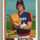 1982 Topps Baseball #761 Dave Smith Astros Pack Fresh
