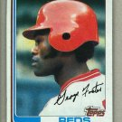 1982 Topps Baseball #700 George Foster Reds Pack Fresh