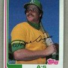 1982 Topps Baseball #692 Wayne Gross A's Pack Fresh