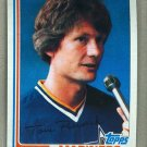 1982 Topps Baseball #678 Tom Paciorek Mariners Pack Fresh