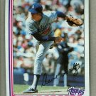 1982 Topps Baseball #674 Dave Goltz Dodgers Pack Fresh