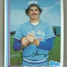 1982 Topps Baseball #665 Jim Clancy Blue Jays Pack Fresh