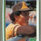1982 Topps Baseball #662 Luis Salazar Padres Pack Fresh