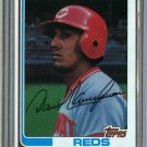 1982 Topps Baseball #660 Dave Concepcion Reds Pack Fresh